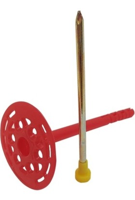Centera Coustic 11,5 cm Euro Çelik Çivili Dübel 500 Adet