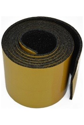 Centera Coustic Şap Kenar Bantı 5 mm x 100 mm x 10 mt Yapışkanlı