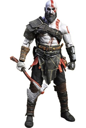Neca God of War 2018: Kratos Action Figure
