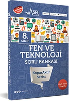 Asel 8. Sınıf Fen Bilgisi Soru Bankası