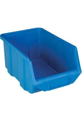 Mim No;3 Avadanlık Düzenleyici Organizer Plastik Saklama Kab Kutu Raf