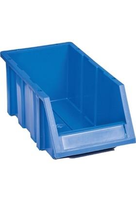 Mim No;5 Avadanlık Düzenleyici Organizer Plastik Saklama Kab Kutu Raf