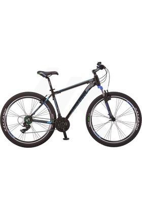 Salcano Ng 650 26 Jant V Fren Bisiklet 18 inç Kadro, Siyah - Mavi