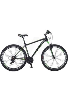 Salcano Ng 650 26 Jant V Fren Bisiklet 18 inç Kadro, Siyah - Yeşil