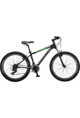 Salcano Ng 750 24 V Bisiklet, 14 inç Kadro, Siyah - Yeşil