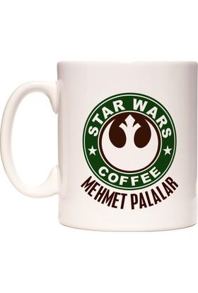 Star Wars Rebel Alliance Kişiye İsme Özel Kupa Bardak
