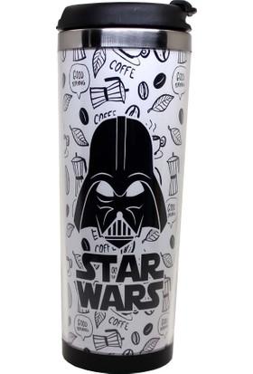 Modaroma Star Wars Coffe Good Morning Termos Bardak