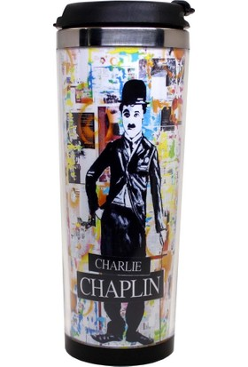 Modaroma Charlie Chaplin Termos Bardak