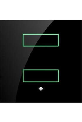 XenonSmart WiFi Akıllı Dokunmatik Anahtar İkili XS-DAA2