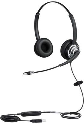 Persephone USB Kulaklık Duo - USB Mikrofonlu Kulaklık