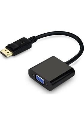 Bst Displayport To Vga Çevirici Dönüştürücü Adaptör