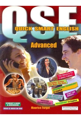 Quick Smart English Advanced Student'S Book & Workbook+ Dvd