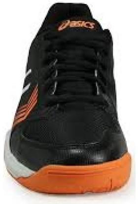 Asics Dedicate 5 Turuncu Erkek Tenis Ayakkabısı