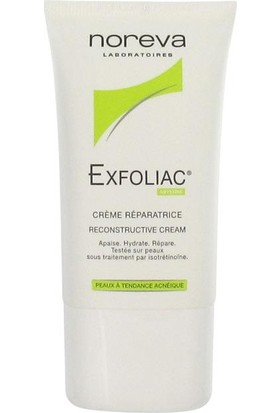 Noreva Exfoliac Reconstructive Cream 40 Ml