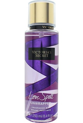 Victoria'S Secret Love Spell Unwrapped Body Mist 250 Ml