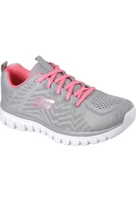 Skechers Graceful Get Connec Kadın Spor Ayakkabı 12615 GYCL