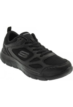 Skechers Summıts Erkek Spor Ayakkabı 999807 BBK