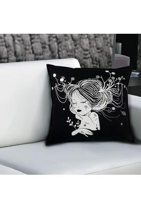 Bujo Rüya Desenli Yastık kılıfı