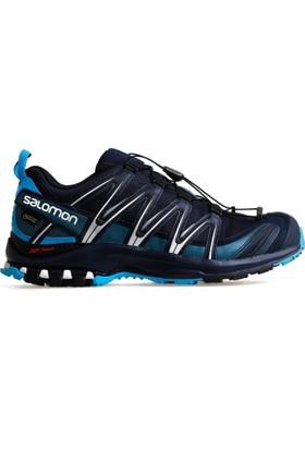 Salomon Lacivert Erkek Trekking Bot Ve Ayakkabısı L39332000