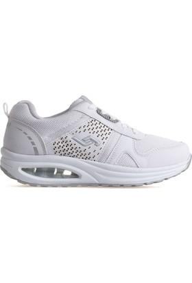 Jump Beyaz Kadın Ayakkabısı 18009-C-BEYAZ