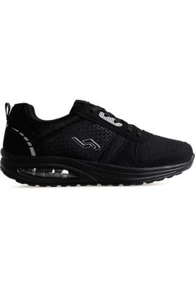 Jump Siyah Kadın Ayakkabısı 18009-A-Siyah