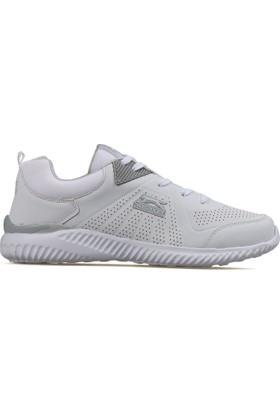 Slazenger Beyaz Erkek Ayakkabısı SA18LE049-000
