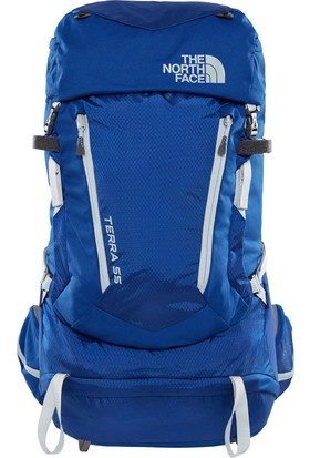 The North Face Gri Outdoor Sırt Çantası W Terra 55 T0A1P11YE