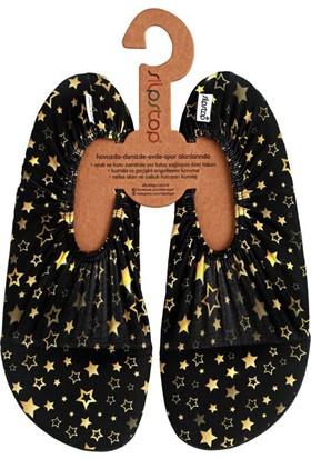 Slipstop Siyah Kadın Deniz & Havuz Ayakkabısı SS18140080