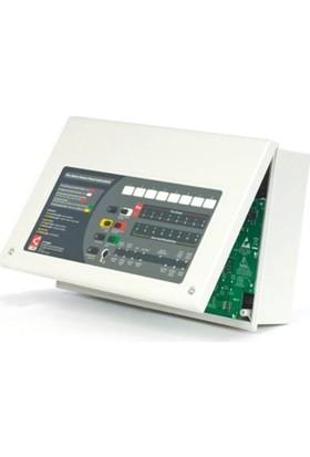 C-TEC CFP-708 8 Bölgeli EN54 Onaylı Yangın Alarm - İhbar Paneli