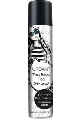 Urban Care Kuru Şampuan Siyah Saçlar İçin 200Ml