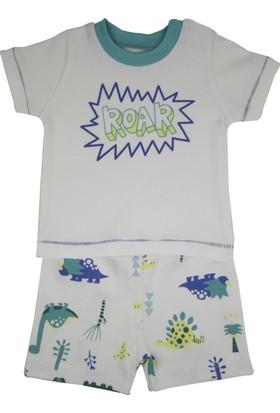 Baby Corner Şort Takım Roar