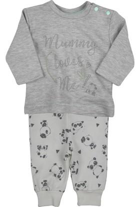Baby Corner Pijama Takım Panda Mummy