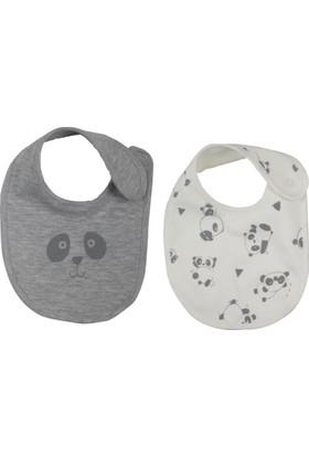 Baby Corner 2'li Mama Önlüğü Panda