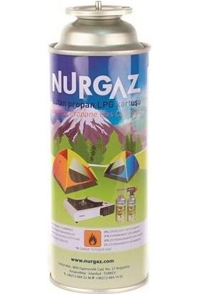 Nurgaz NG 207 Valfli Kartuş 220 Gram NG 207
