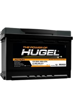 Hugel Action (Alçak) 12V 105Ah 680CCA