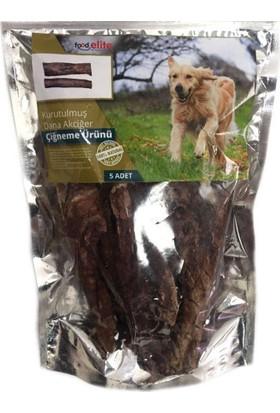 Food Elite Kurutulmuş Dana Akciğer Köpek Çiğneti 100 Gr
