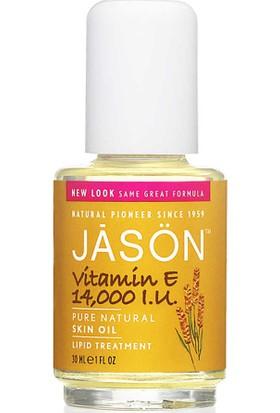 Jasön Vitamin E 14.000 I.U. Cilt Bakım Yağı 30ML