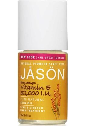 Jasön Vitamin E 32.000 I.U. Cilt Bakım Yağı 30ML