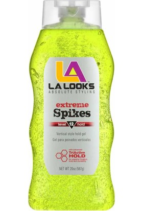 LA Looks Extreme Spikes No:12 Saç Jölesi 567GR