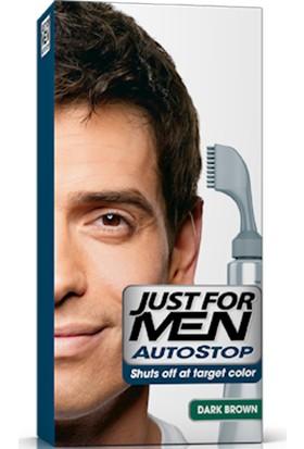 Just For Men Autostop Saç Boyası A45-Koyu Kahve