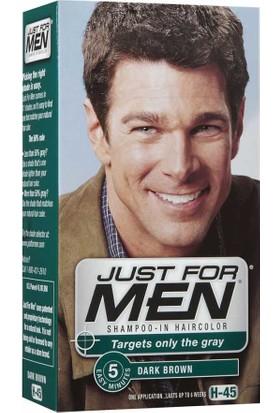 Just For Men Saç Boyası H45-Koyu Kahve