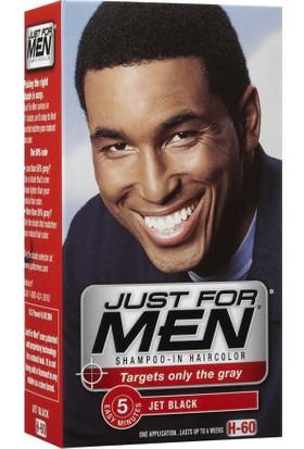 Just For Men Saç Boyası H60-Koyu Siyah