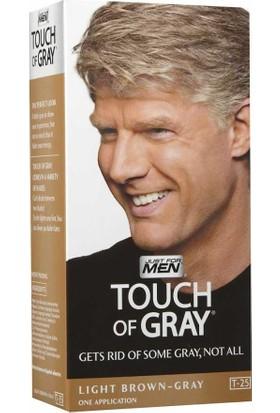 Just For Men Touch Of Gray Saç Boyası T25-Açık Kahve