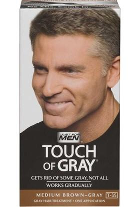 Just For Men Touch Of Gray Saç Boyası T35-Orta Kahve