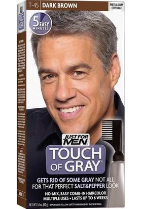 Just For Men Touch Of Gray Saç Boyası T45-Koyu Kahve