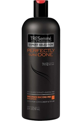 TRESemme Perfectly (Un) Done Silikonsuz Şampuan 739ML