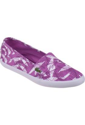 Lacoste Marıce Fun Mor Beyaz Kadın Sneaker