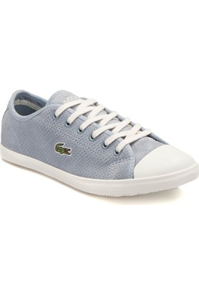 Lacoste Ziane Sneaker 3Blk Açık Mavi Kadın Sneaker
