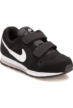 Nike Md Runner 2 807317 - 001 Siyah Erkek Çocuk Sneaker