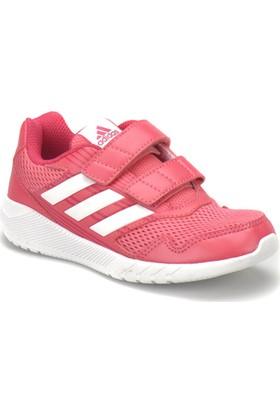 Adidas Altarun Cf K Pembe Beyaz Kız Çocuk Koşu Ayakkabısı